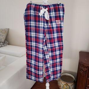 Official NFL Team Apparel NY PJ Bottoms